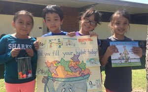 Bucket Fillers Evoke Students' Inner Happiness - article thumnail image