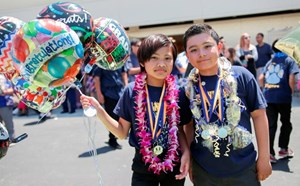 GGUSD Sixth Grade Promotion Celebrations Wrap Up a Fantastic School Year - article thumnail image