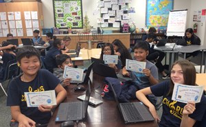 Hour of Code - article thumnail image