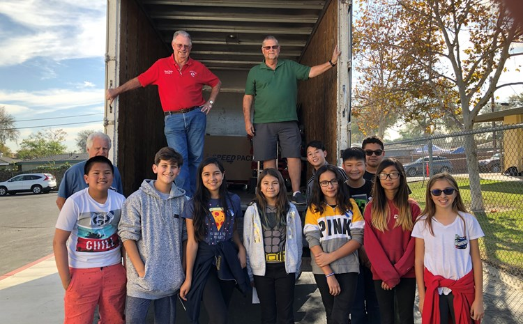 Canned Food Drive - article thumnail image